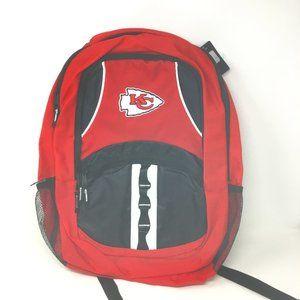 Kansas City Chiefs Backpack NWT